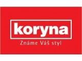 Логотип Koryna кухни. Мебель KLER.