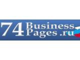 Логотип Регион 74 – Бизнес Страницы