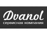 Логотип ДваНоль