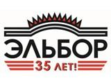 Логотип Эльбор Челябинск