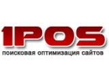 Логотип 1POS - продвижение сайтов