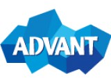Логотип Advant, рекламное агентство