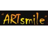 Логотип Art-smile, салон мебели