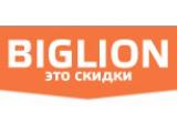Логотип Biglion, интернет-портал скидок