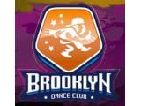 Логотип Brooklyn, школа танцев