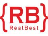"Логотип Агенство недвижимости ""Real Best"""