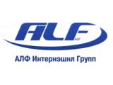 Логотип АЛФ Интернэшнл Групп, торговая фирма, ООО Альфатек