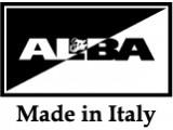 Логотип Alba, салон обуви