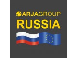 Логотип ARJA GROUP RUSSIA (Арха Груп Россия)