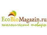 "Логотип Интернет-магазин ""Ecobiomagazin"""