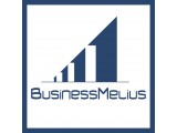 Логотип БизнесМелиус, ООО