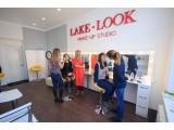 Логотип LAKE LOOK make-up studio