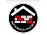 Логотип Мир клинкера и кровли
